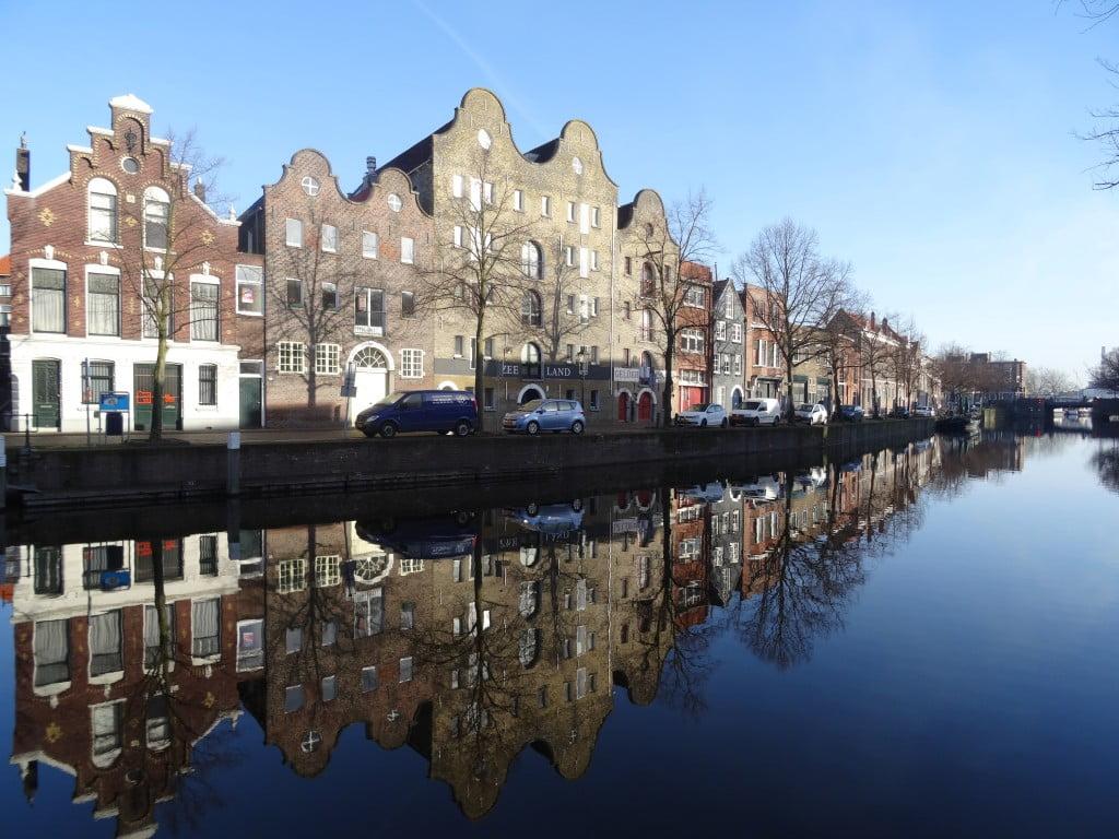 Scheiden in regio Rijnmond, kantoor in Schiedam